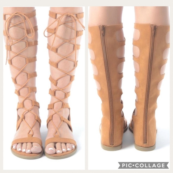 d7a854051be6c7 Chinese Laundry Galactic Gladiator Sandals Sz 8
